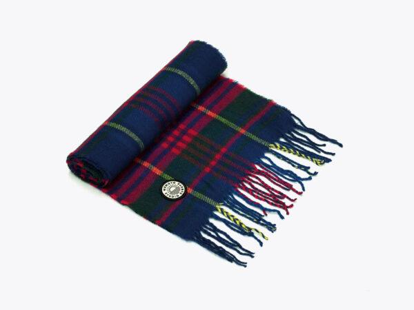 Wemoto scarf ruit red/blue
