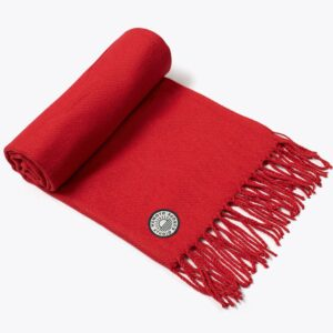 Wemoto scarf red