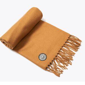 Wemoto scarf khaki