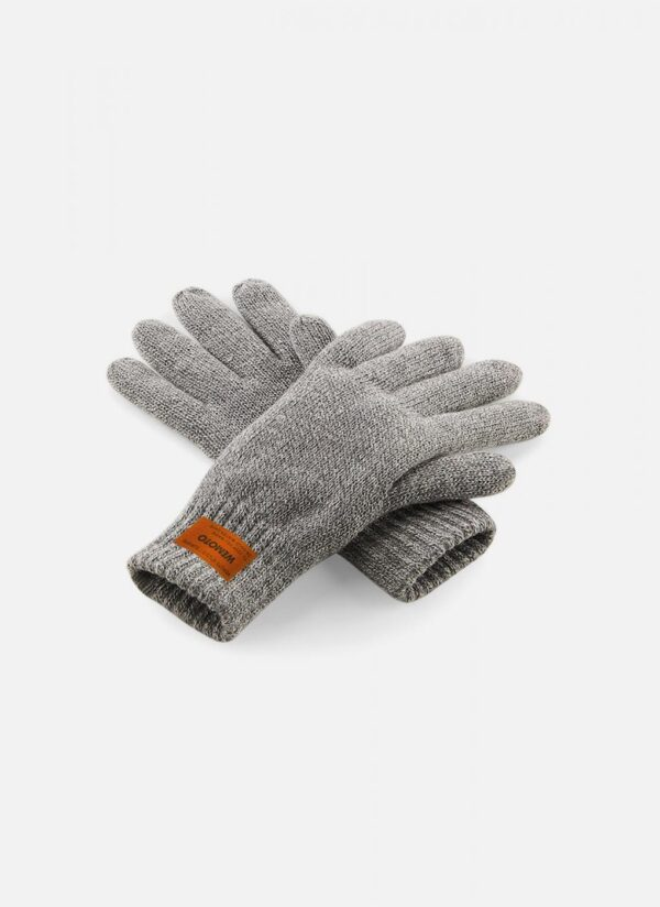 wemoto gloves grey